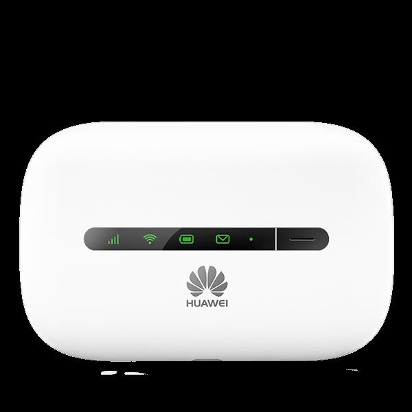 Huawei E5330 Mobile Hotspot Blanc